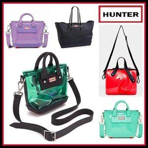Hunter Boots Handbags - HUNTER ORIGINAL AMAZING BAGS AND TOTES