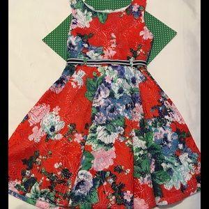 Sweet Heart Rose Other - ❤️Sweet Heart Rose 🌹 gorgeous flower dress EUC 6X