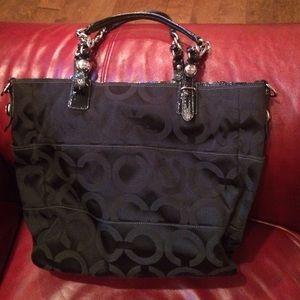 Coach Handbags - Coach Tribeca Tote black excellent condition