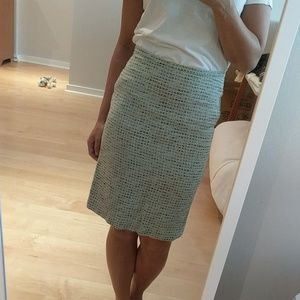 Dresses & Skirts - Tweed Tocca Pencil Skirt