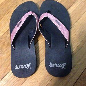 Reef Shoes - Reef Pink Flip Flops
