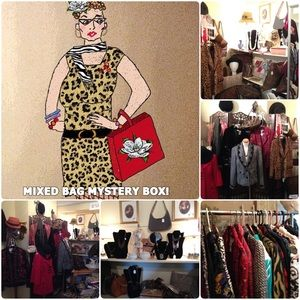 MIXED BAG MYSTERY BOX!  For POSH RESELLERS!