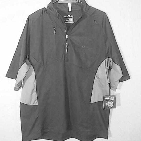 Ralph Lauren Other - NWT RLX Ralph Lauren Men's Size M Half Zip Shirt
