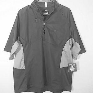 NWT RLX Ralph Lauren Men's Size M Half Zip Shirt