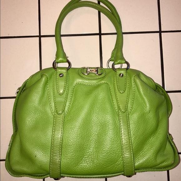 f8b2cd9bc9c9ef Michael Kors Bags | Flash Sale Apple Green Purse | Poshmark
