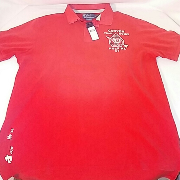 Polo by Ralph Lauren Other - NWT Polo Ralph Lauren Men's XL Canyon Trail Polo