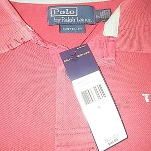 Polo by Ralph Lauren Shirts - NWT Polo Ralph Lauren Men's XL Canyon Trail Polo