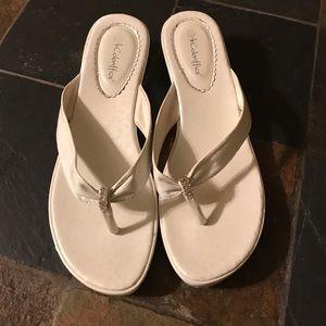 Rhinestone Bridal Flops