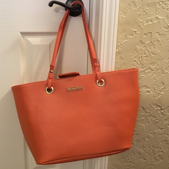 b2121382709 Kenneth Cole Reaction Handbags - Orange Kenneth Cole Bag
