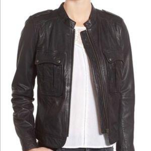 Hinge Jackets & Blazers - Hinge Leather Jacket Size XL