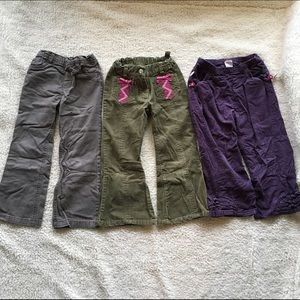 Gymboree Other - Girls, sz 4/4T, Gymboree and Cherokee Pants