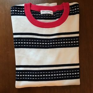 Equipment cashmere blend sweater (XS)