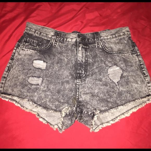 e442c3a6abc2 Vans Shorts | Rad High Waisted Cut Off Size 11 | Poshmark
