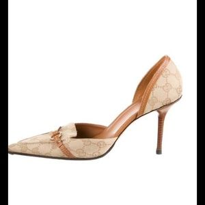 Gucci Shoes - Gucci pointy heels