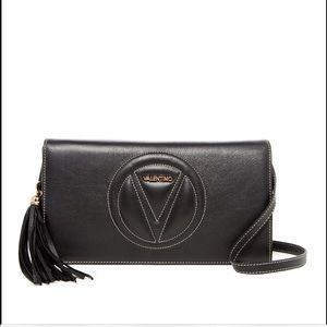 Mario Valentino Handbags - NWT Valentino Lena Crossbody Beautiful Black