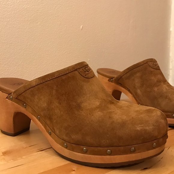 ugg abbie clogs size 8