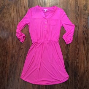 Hot Pink Lilly Pulitzer Dress small