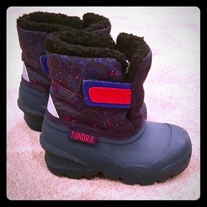 Tundra Other - EUC Tundra Snow Boots Toddle Size 7