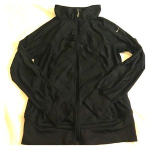 Nike Jackets & Blazers - Nike Black Full Zip Track Jacket
