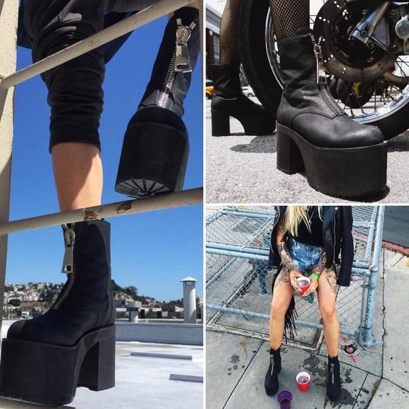 bcfd61d8bfd Current Mood Shoes - Current Mood zmax platform boots