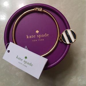 Kate Spade Idiom Bangle NWT