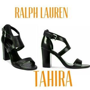 NWOT  LAUREN Ralph Lauren Tahira 2 Dress Sandal