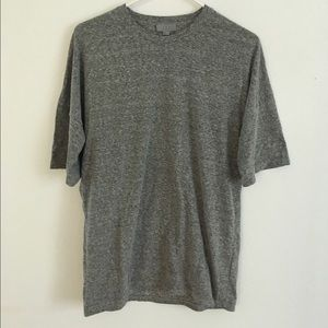 COS Other - Grey Oversized Men's T-Shirt by COS