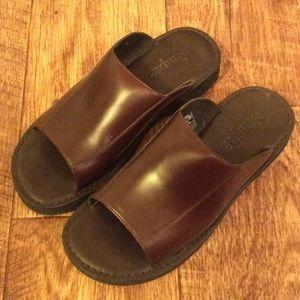 Simple Shoes - Simple 'Joan' Slips-on shoe / sandal