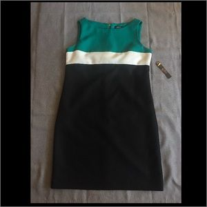 Tahari Dresses & Skirts - NWT Tahari color-block shift dress size 10