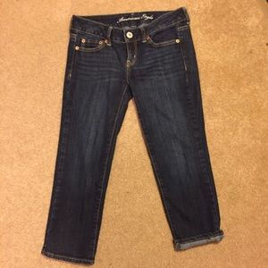 American Eagle Outfitters Denim - Size 0 regular stretch capris from American Eagle