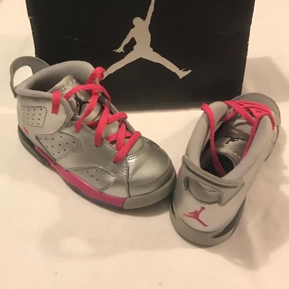 Jordan Shoes | Retro 6 Platinum Edition