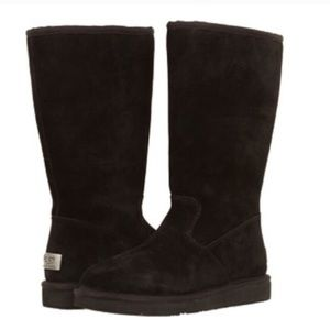 Brand new authentic black UGG boots