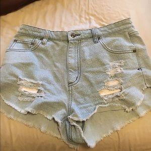 Somedays Lovin Pants - High-waisted cheeky short