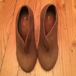 Aldo Shoes - Aldo Faloriba Suede Bootie