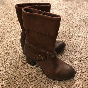 Born Shoes - Born Boots Size 8
