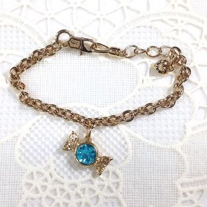 Juicy Couture Jewelry - 🆕NWOT Juicy Couture blue candy bracelet