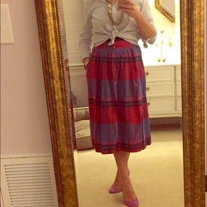 Dresses & Skirts - Vintage Midi Skirt