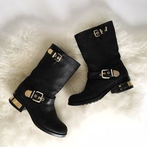 Vince Camuto Shoes - Additional Pics of Vince Camuto Moto Boots