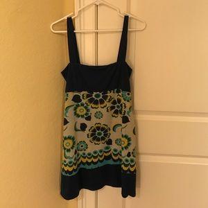 F&F Dresses & Skirts - F&F blue and yellow flower dress U.K. 12