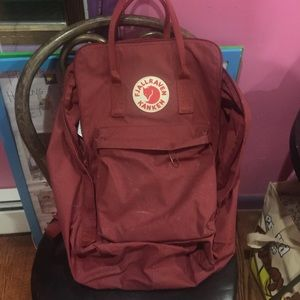 Fjallraven Handbags - fjallraven kanken laptop bag 15 inch