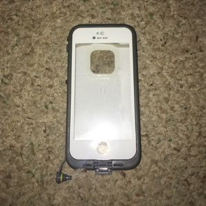 LifeProof Accessories - IPhone 5 White Lifeproof Case
