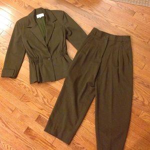 Byblos Jackets & Blazers - Vintage '90s Byblos Women's Pant Suit