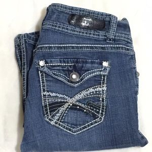 Wallflower Denim - Wallflower Bootcut Jeans Size 9