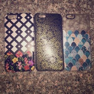 Casetify Accessories - 3 iPhone 6 phone cases