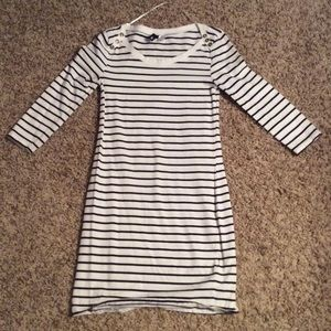 H&M striped shirt size 6 used