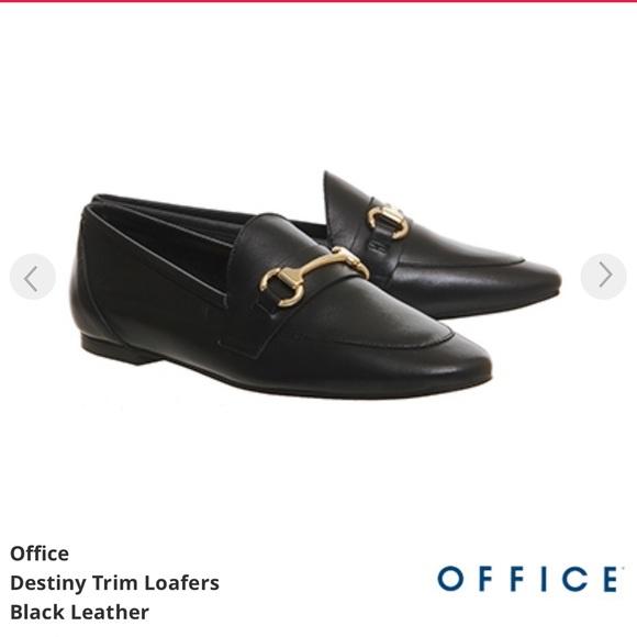 34e32258a91 ASOS Shoes - Office Destiny Trim Loafers