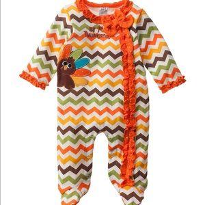 Baby Essentials Other - My First Thanksgiving Romper Size 9 Months