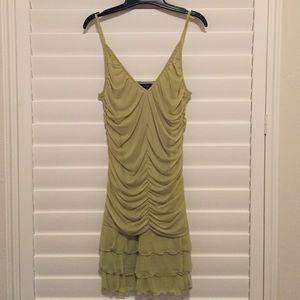 Moda International Green Dress