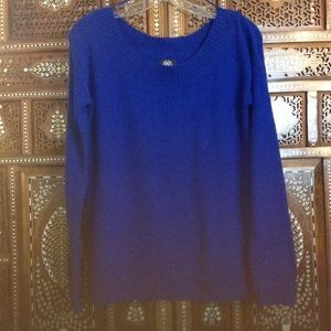 American Eagle Outfitters Sweaters - Royal blue wool sweater