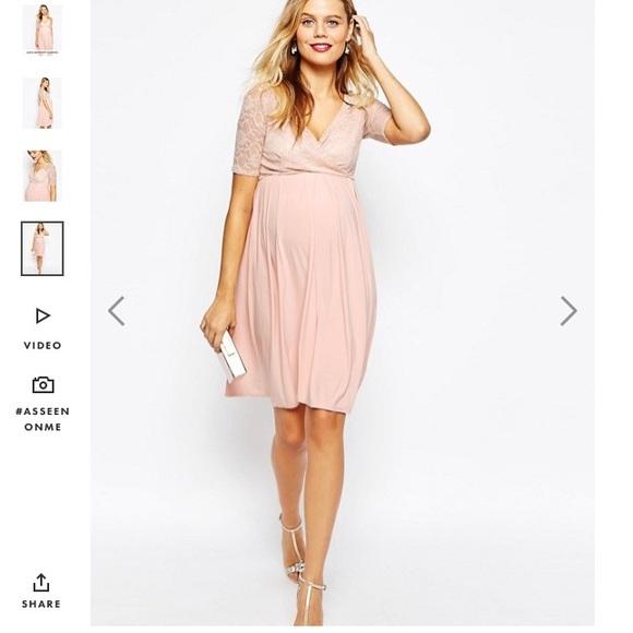 3e725cfa9 ASOS Maternity Dresses | Only Todaynwt Nursingdress Size 6 | Poshmark